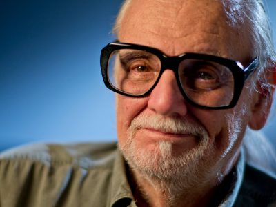 Legendary Horror Filmmaker, and Bronxite, George A. Romero.