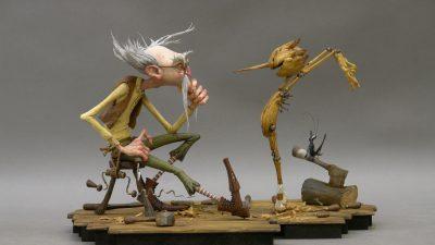 Pinocchio Concept Art