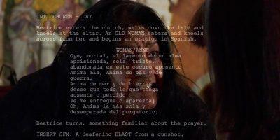 Anima Sola - Church Scene