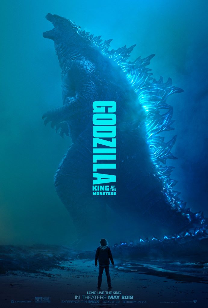 Godzilla Poster 2