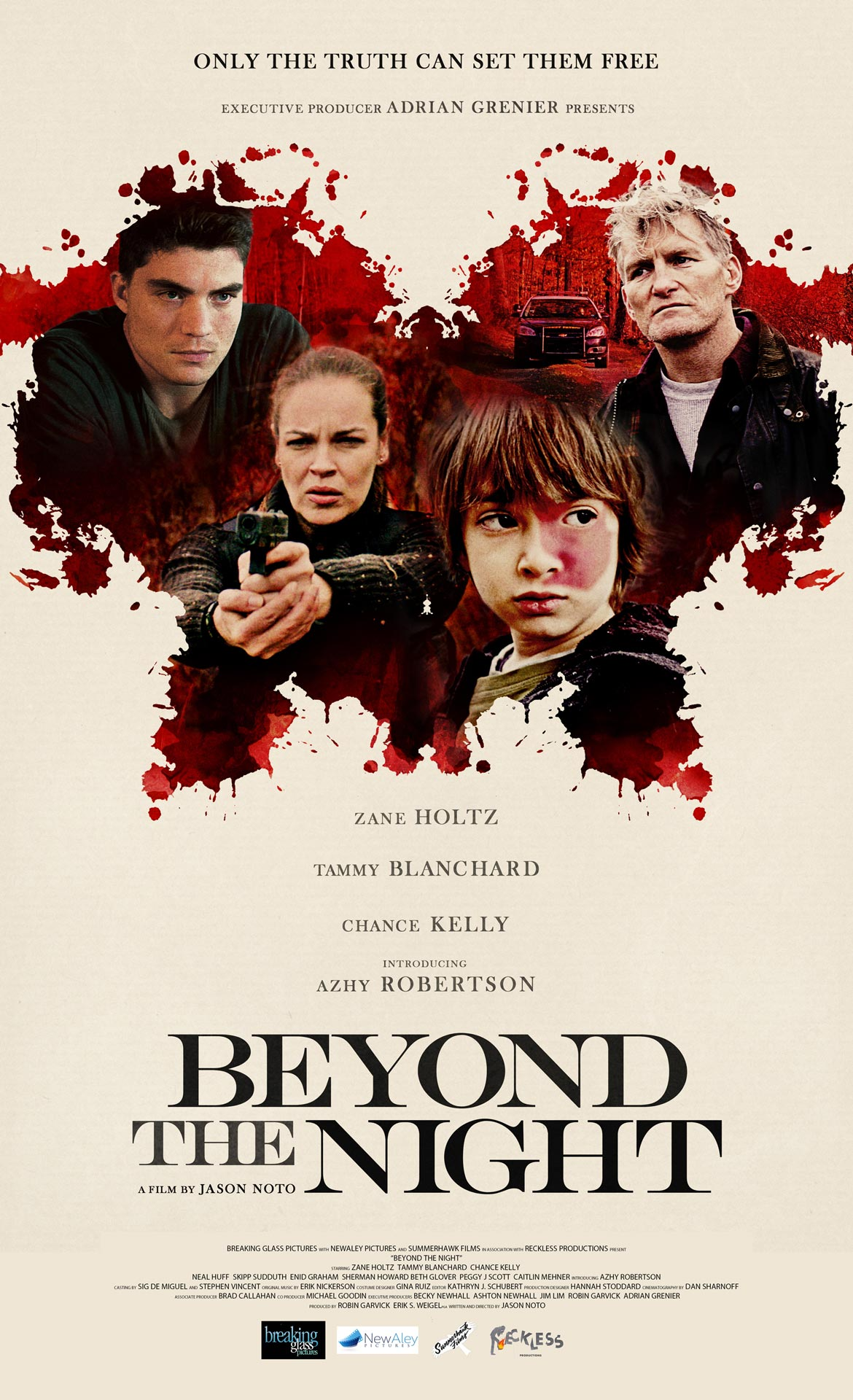 Beyond The Night - Poster