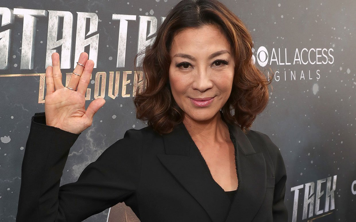Michelle Yeoh (Todd Williamson/Getty Images)