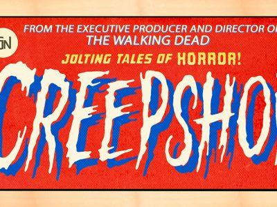 Creepshow poster CR: Shudder