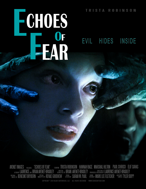 Echoes Of Fear - Poster