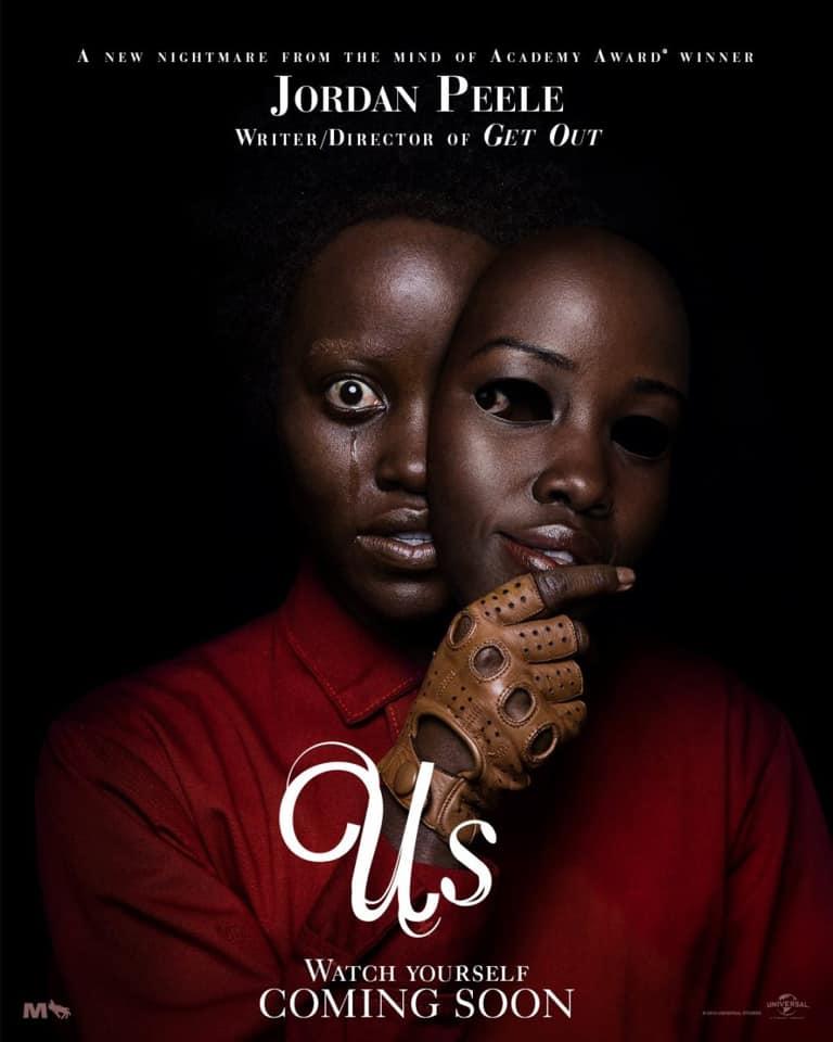 New Poster for Jordan Peeles' 'US'