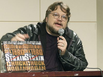 Guillermo del Toro. June 2010. Photo: Edwin Pagán