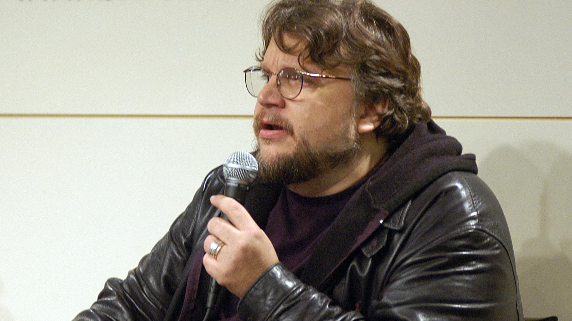 Guillermo del Toro. June 2010, NYC. Photo: Edwin Pagán/LATIN HORROR.