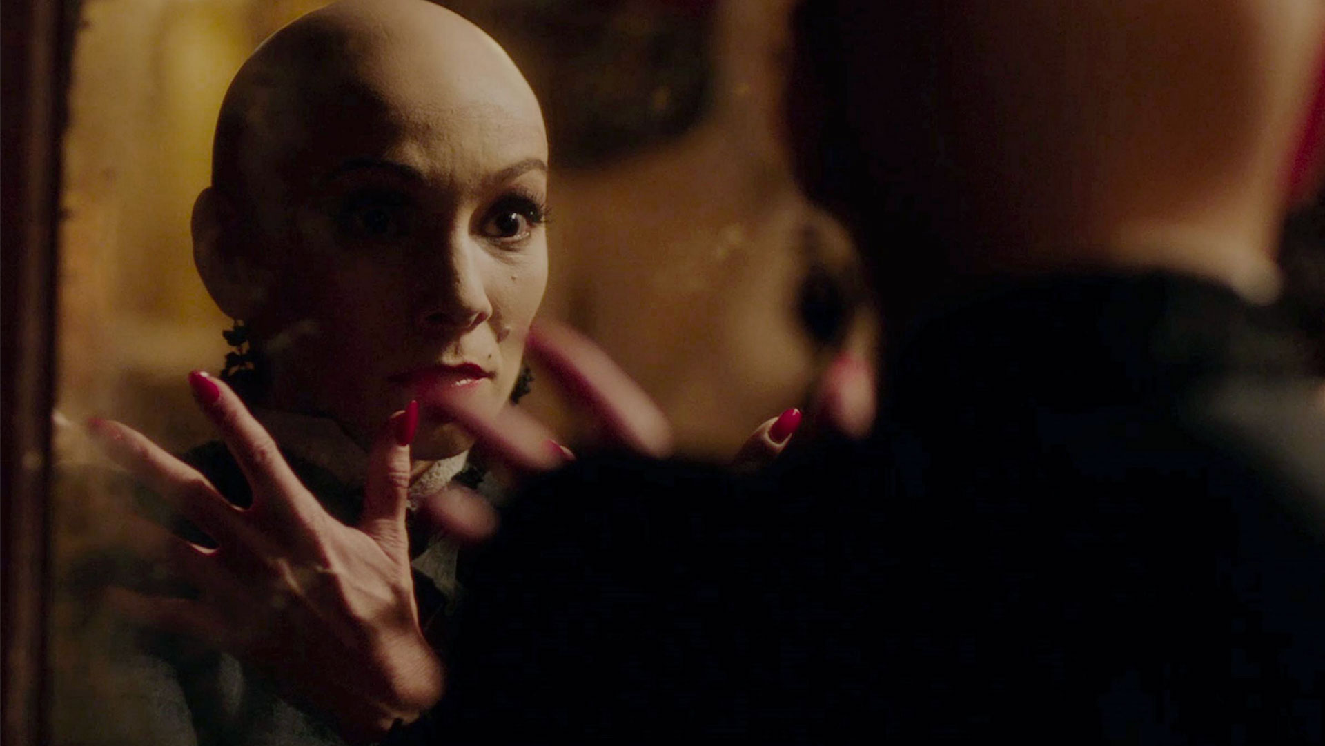IN FABRIC, directed and written by Peter Strickland. (Tribeca Critics' Week)
