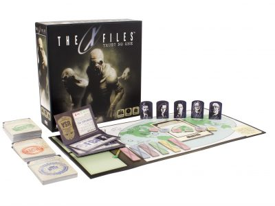 The X Files IDW Game