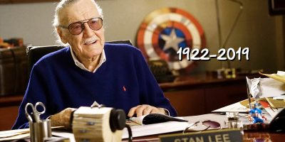 Stan Lee, Publisher, Marvel Comics