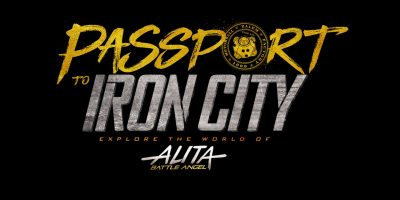 Passport to Iron City
