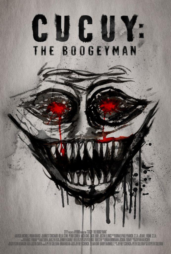 Cucuy: The Boogeyman - One Sheet
